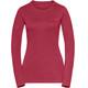 VAUDE Sveit - T-shirt manches longues Femme - rouge